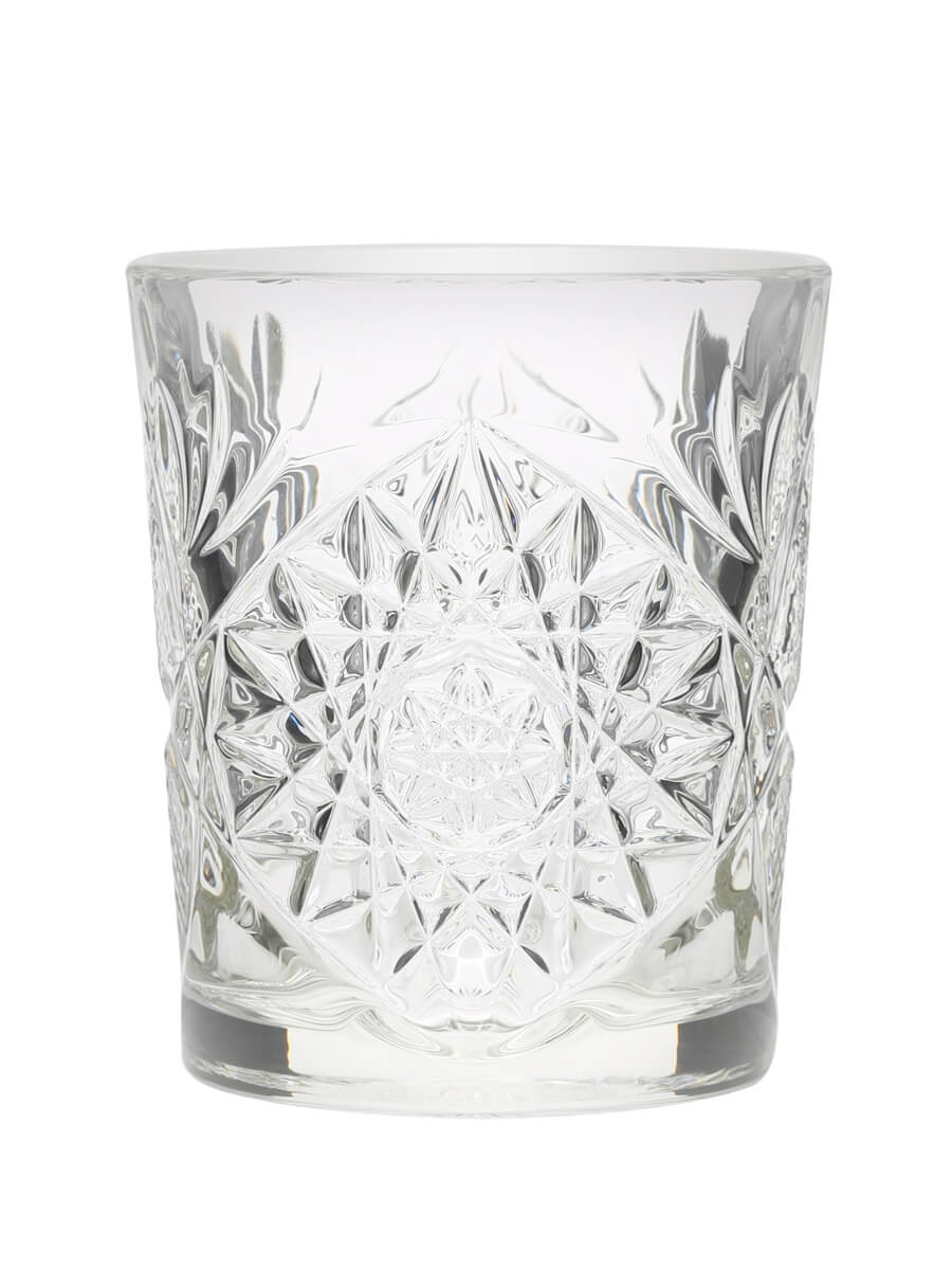 Hobstar Double Old Fashioned Tumbler 12oz (35cl)