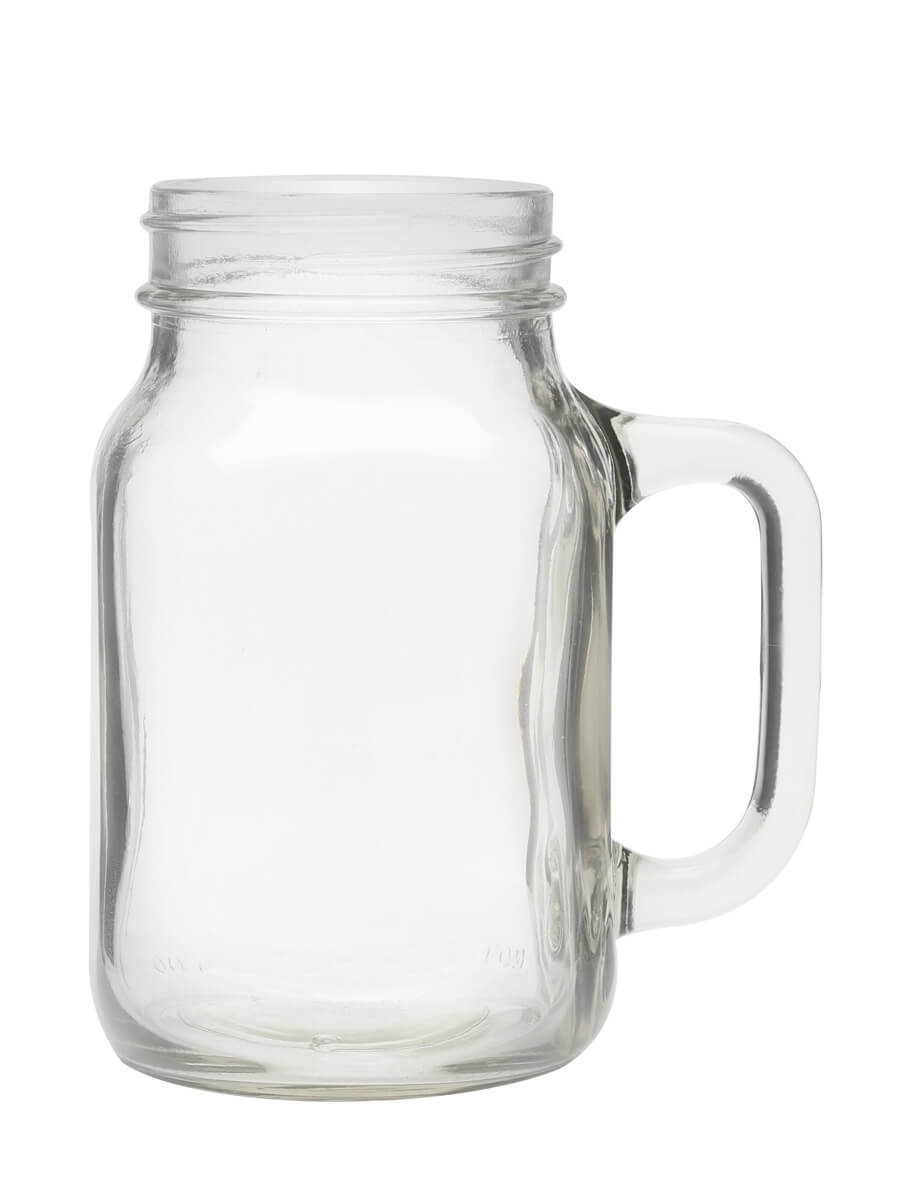 Drinking Jar With Handle 22.25oz (63cl)