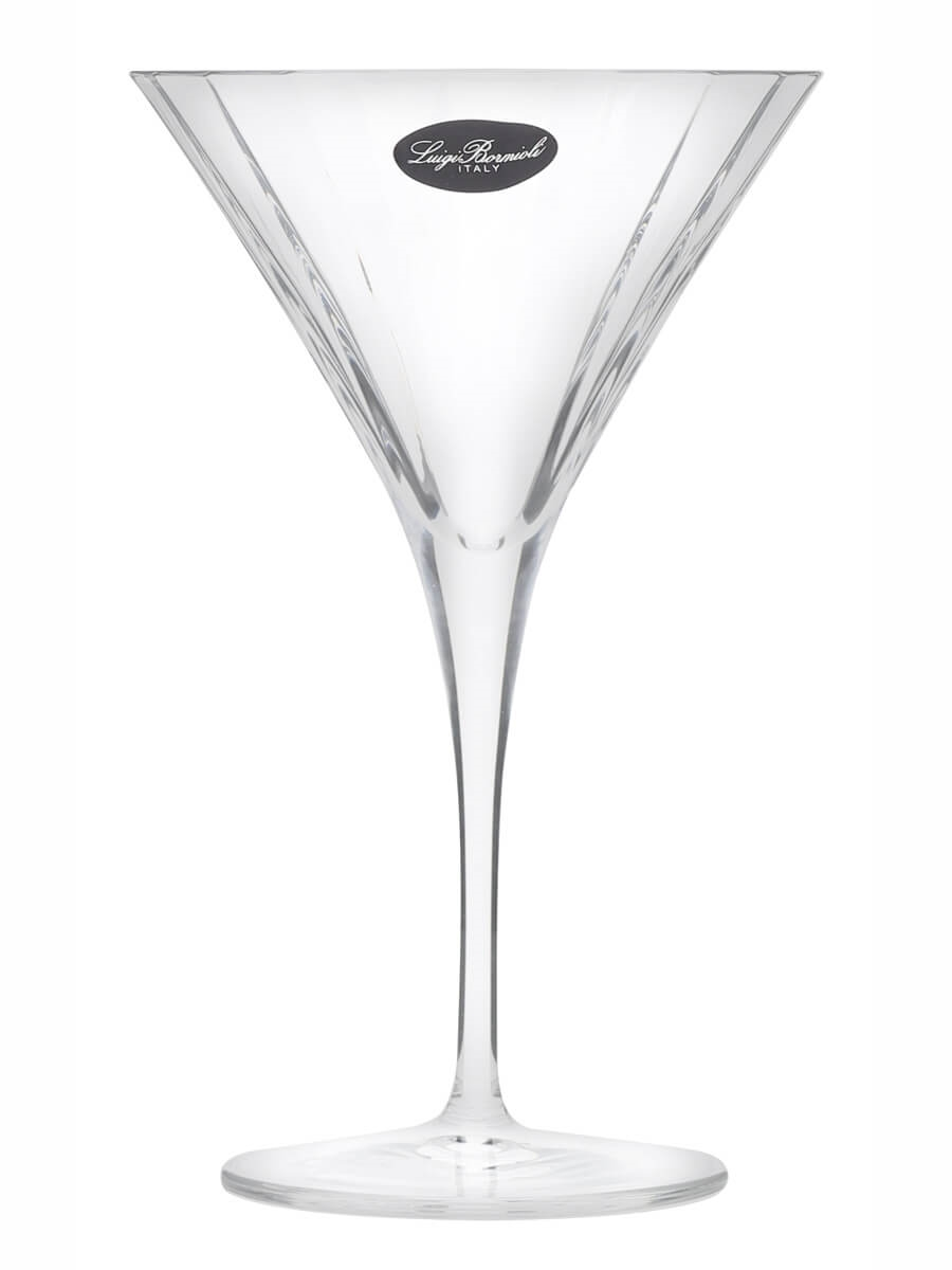 Fluted Martini Cocktail Glass / 26cl / Luigi Bormioli