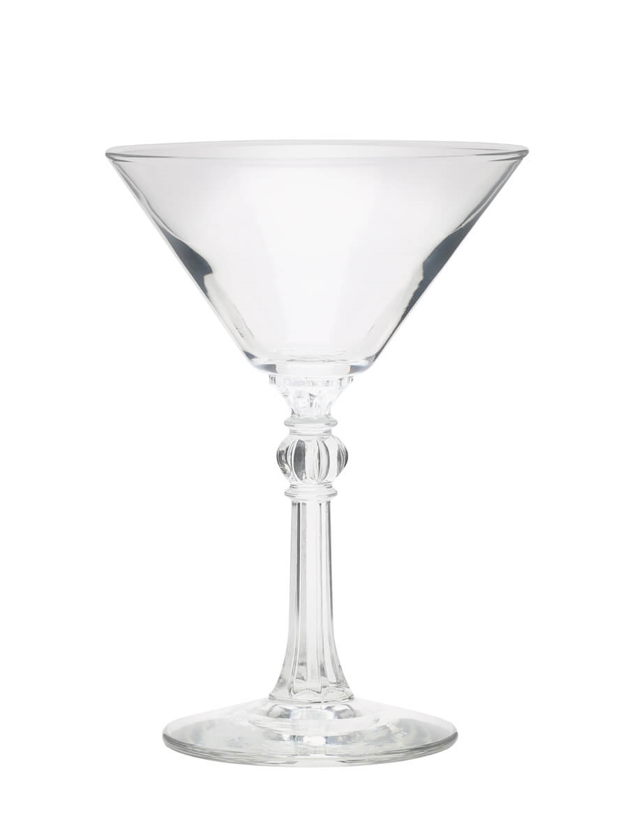 Fluted Stem Martini Glass 6.5oz (18.5cl)