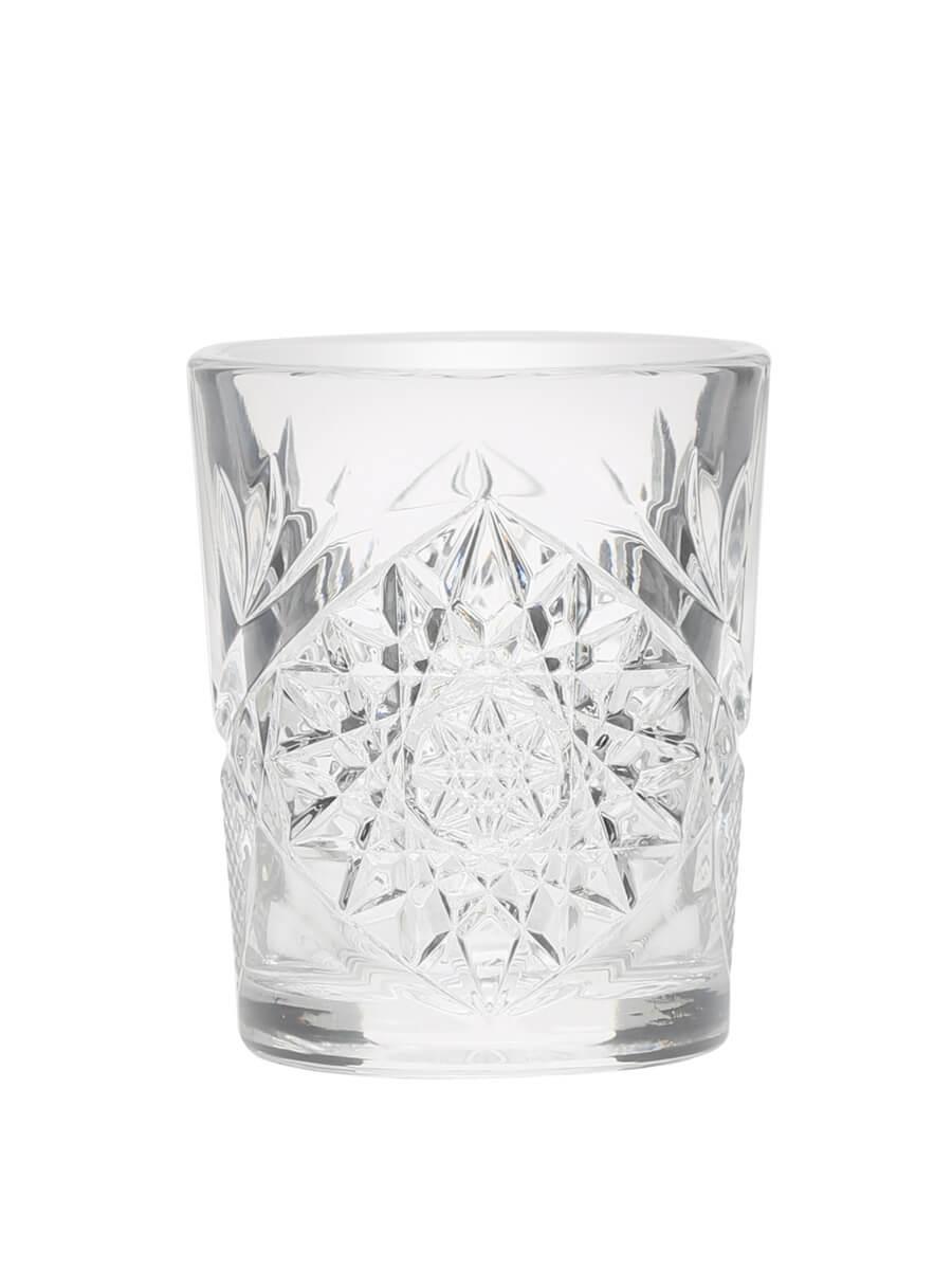 Hobstar Shot Glass 2oz (6cl)