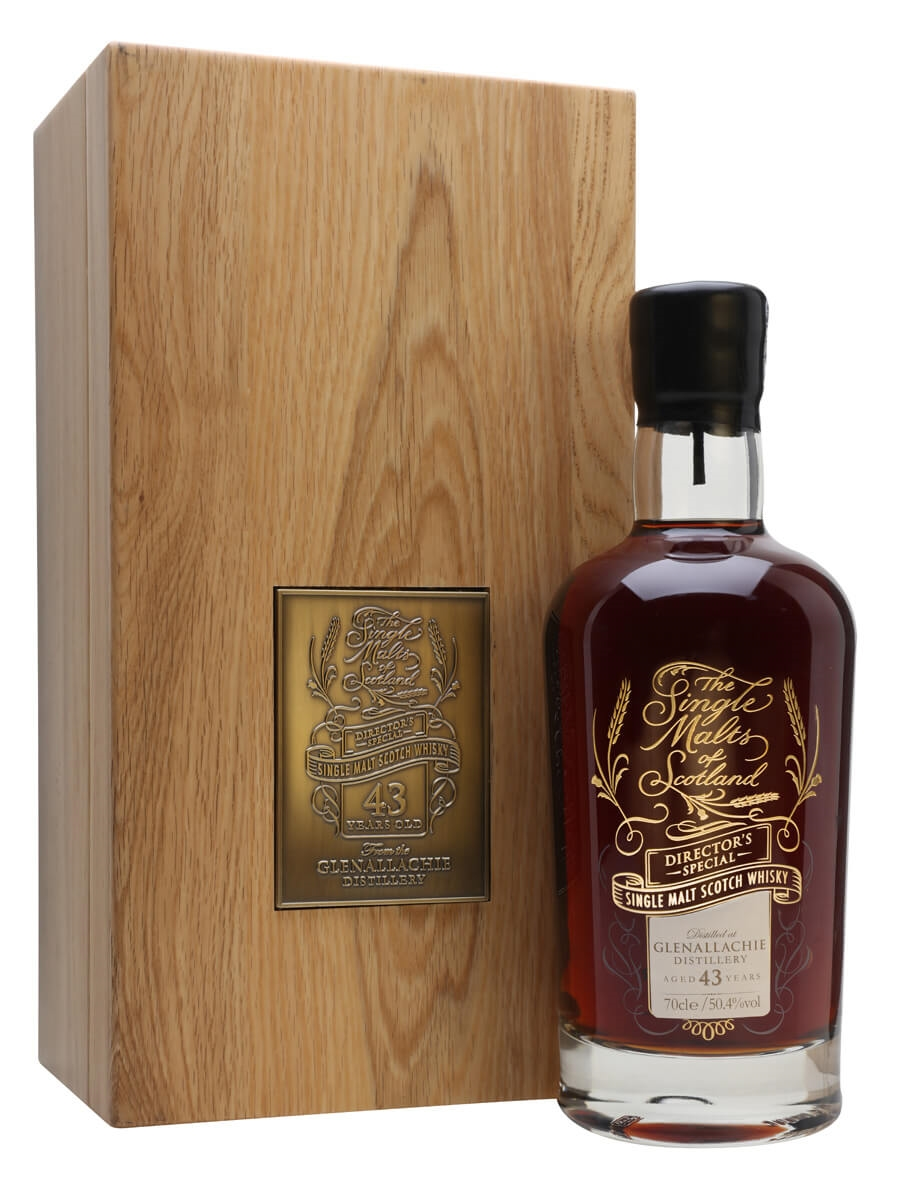 Glenallachie 43 Year Old / Sherry Cask / Director's Special