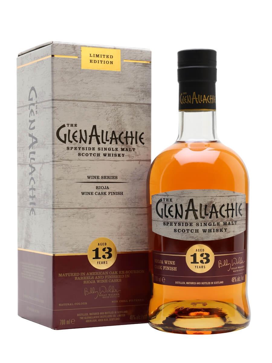 Glenallachie 13 Year Old / Rioja Finish
