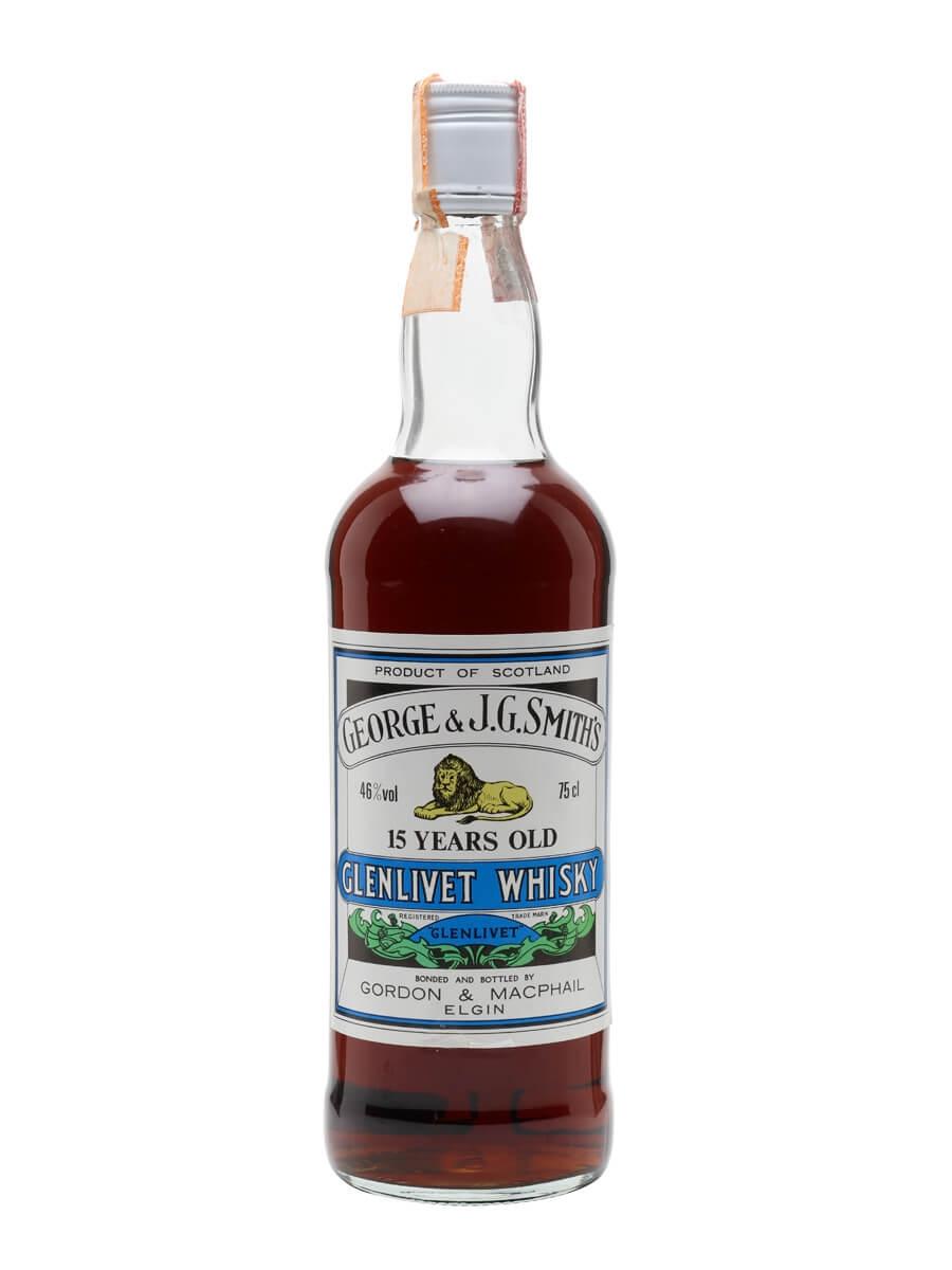 e2931bbd9d2 Glenlivet 15 Year Old - Sherry Cask - Bot.1970s Scotch Whisky   The ...