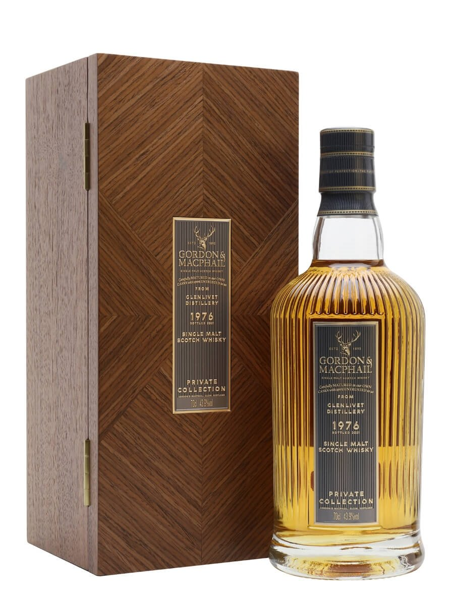 Glenlivet 1976 / 44 Year Old / Private Collection