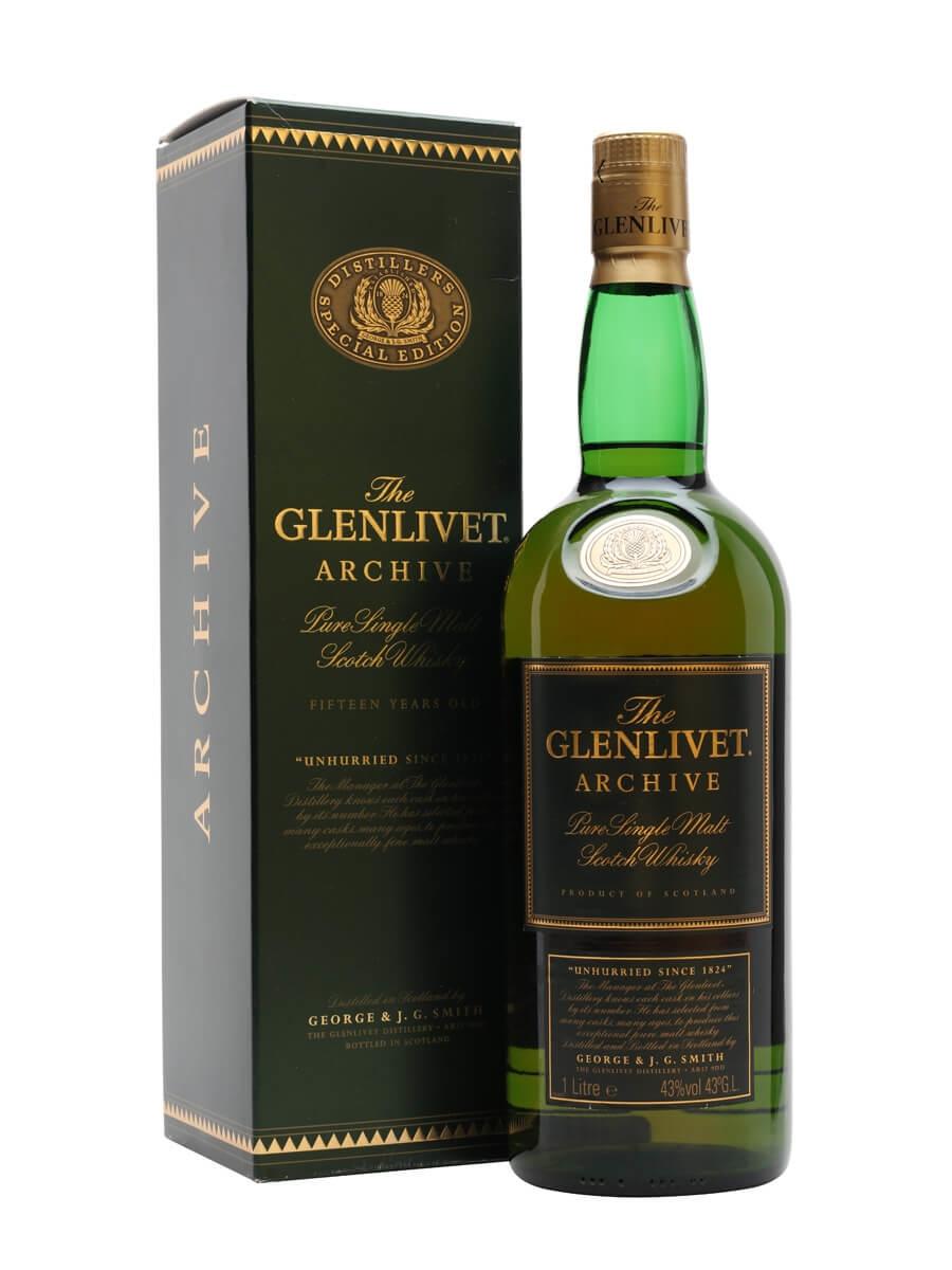 Glenlivet Archive
