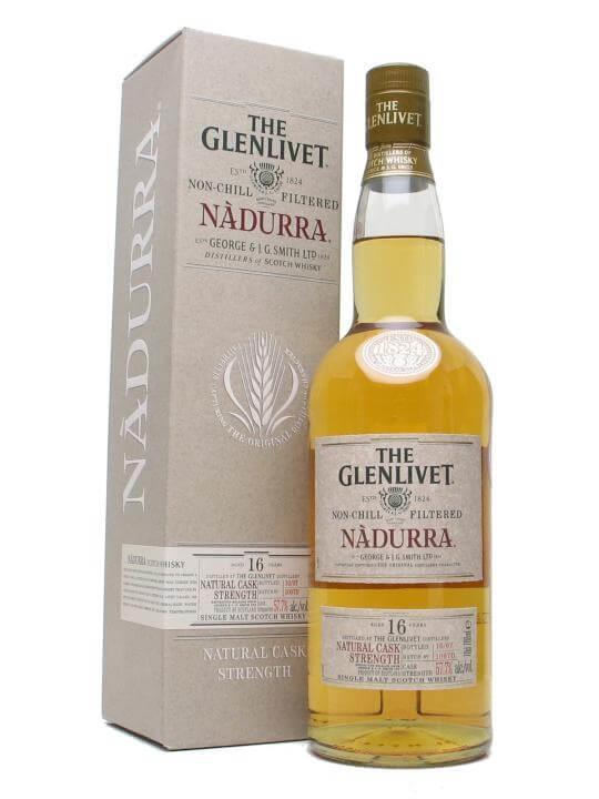 Glenlivet 16 Year Old Nadurra / Batch 1007D