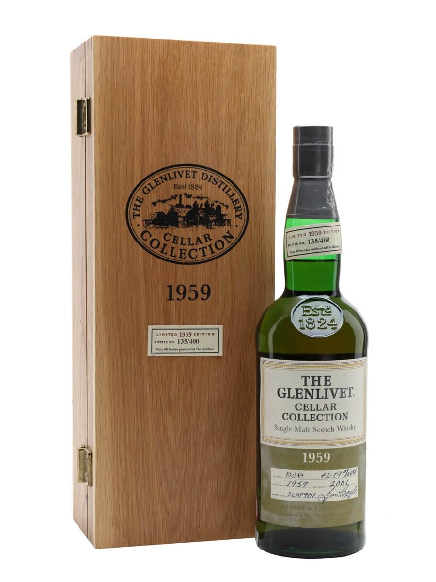 Glenlivet 1959 / 40 Year Old / Cellar Collection