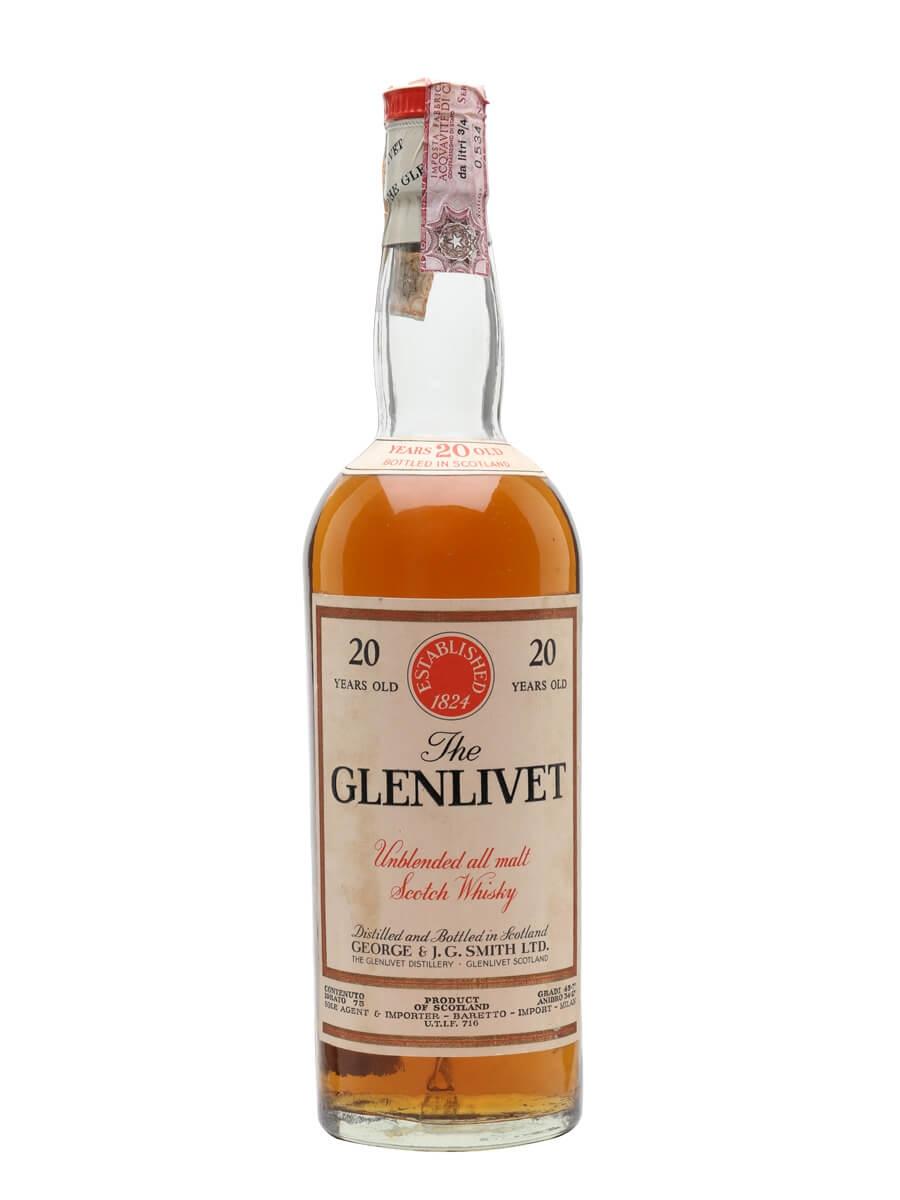 Bot.1960s Scotch Whisky : The
