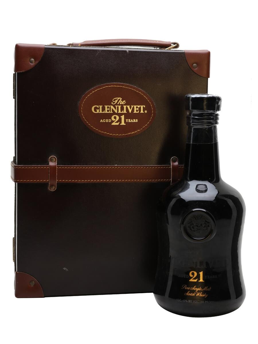 Glenlivet 21 Year Old Replica / Bot.1991