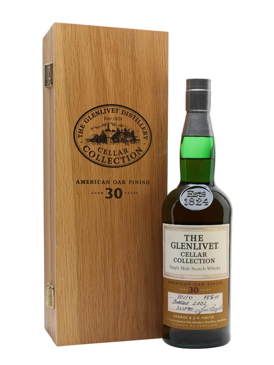Glenlivet 30 Year Old / American Oak Finish