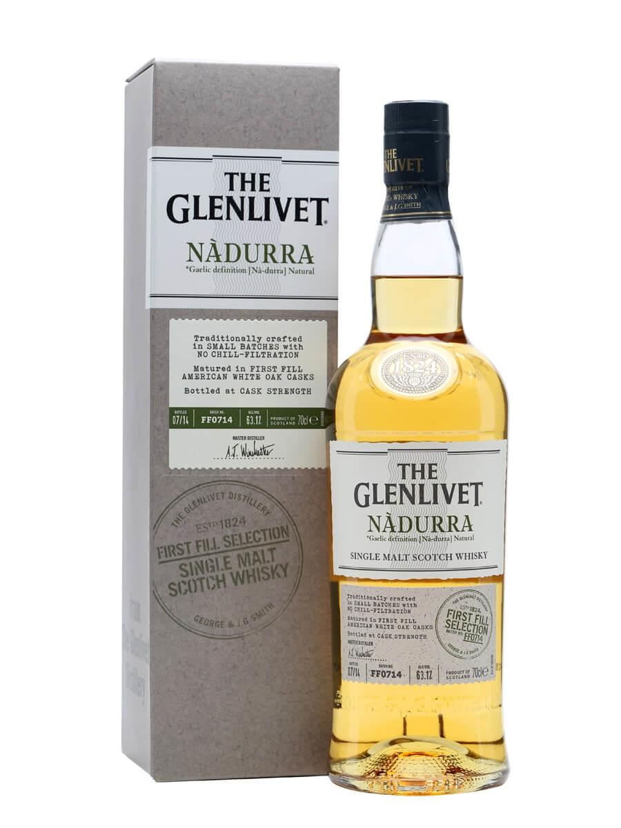 Glenlivet Nadurra First Fill Selection / Batch FF0714