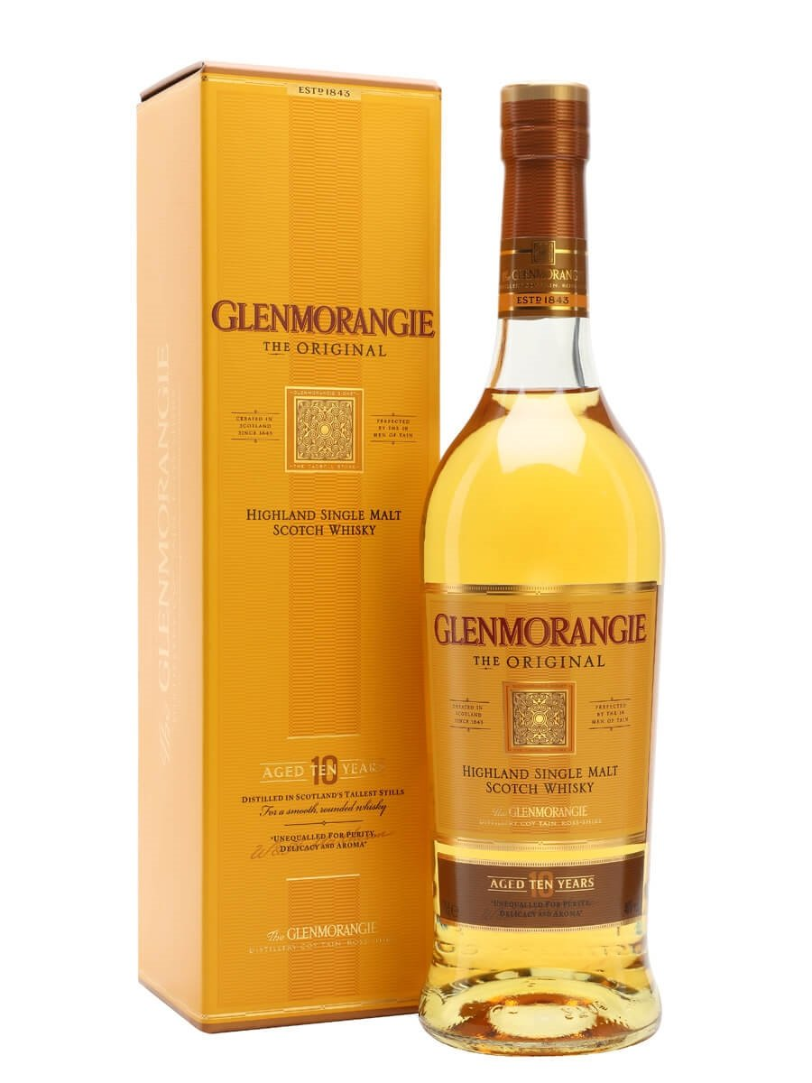 Image result for Glenmorangie Original 10 Year Old