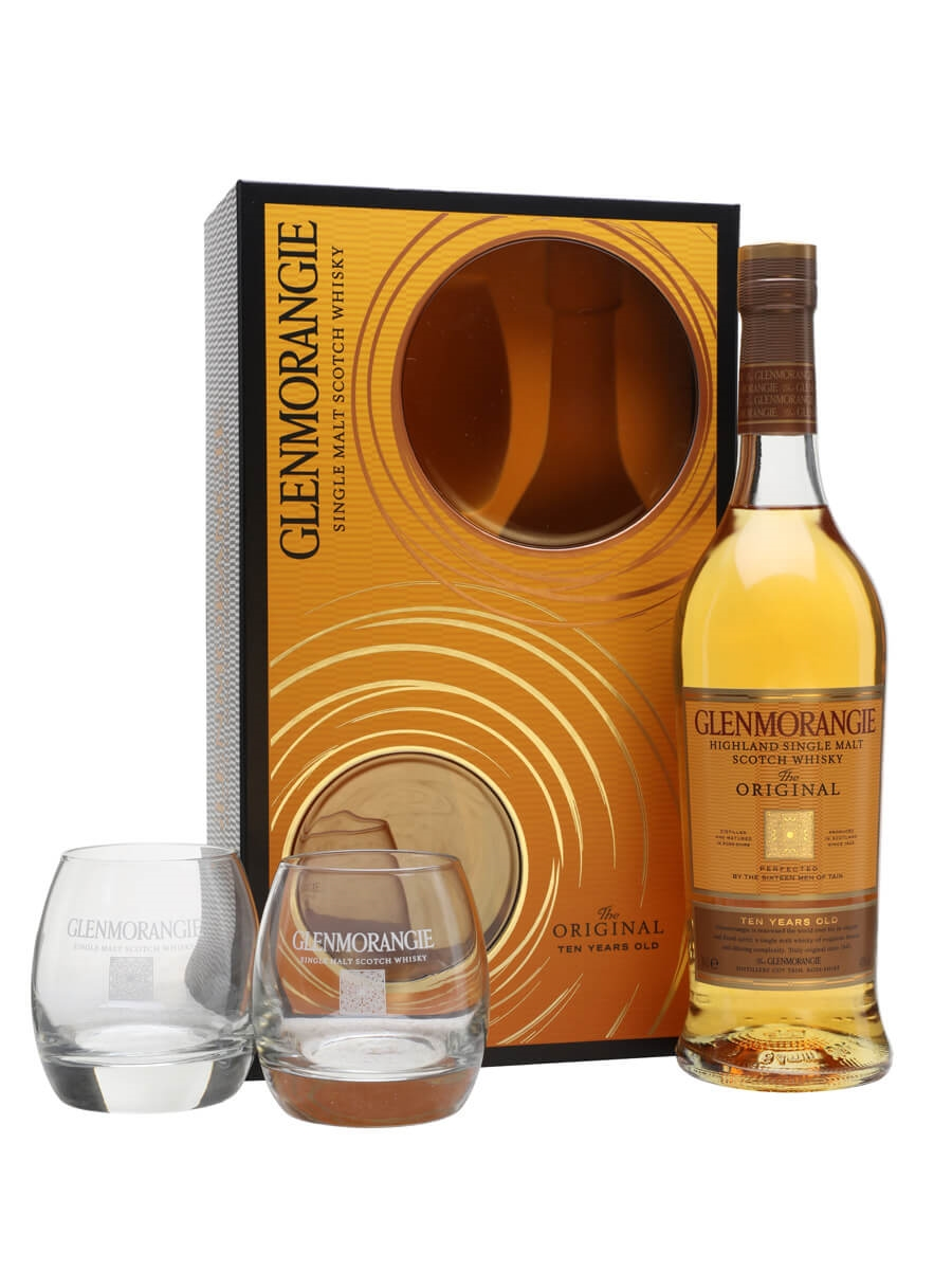 Glenmorangie 10 Year Old Glass Pack