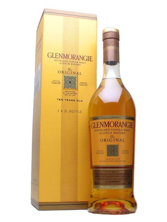 Glenmorangie 10 Year Old Original / Jeroboam