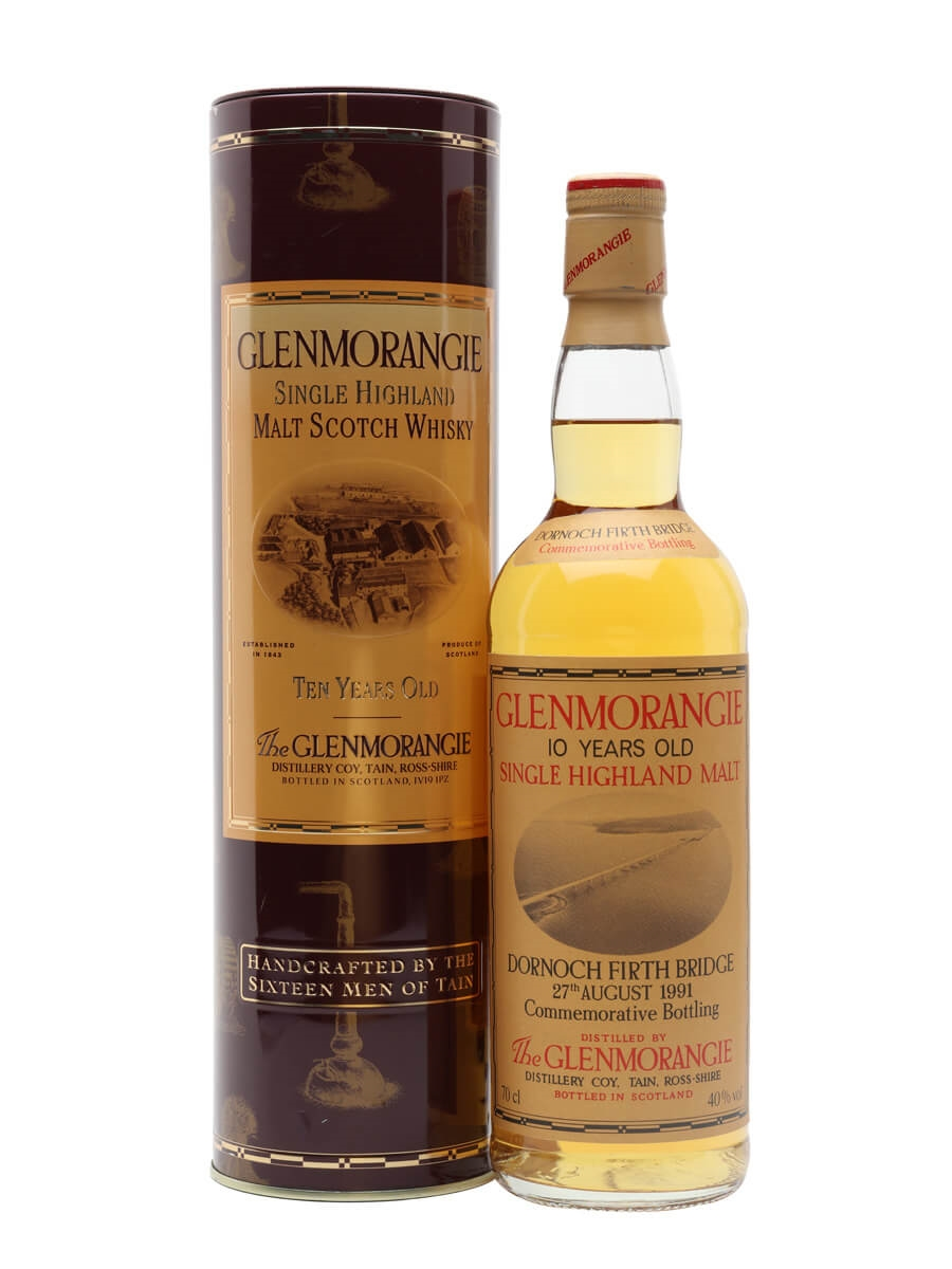 Glenmorangie 10 Year Old Dornoch Firth Bridge