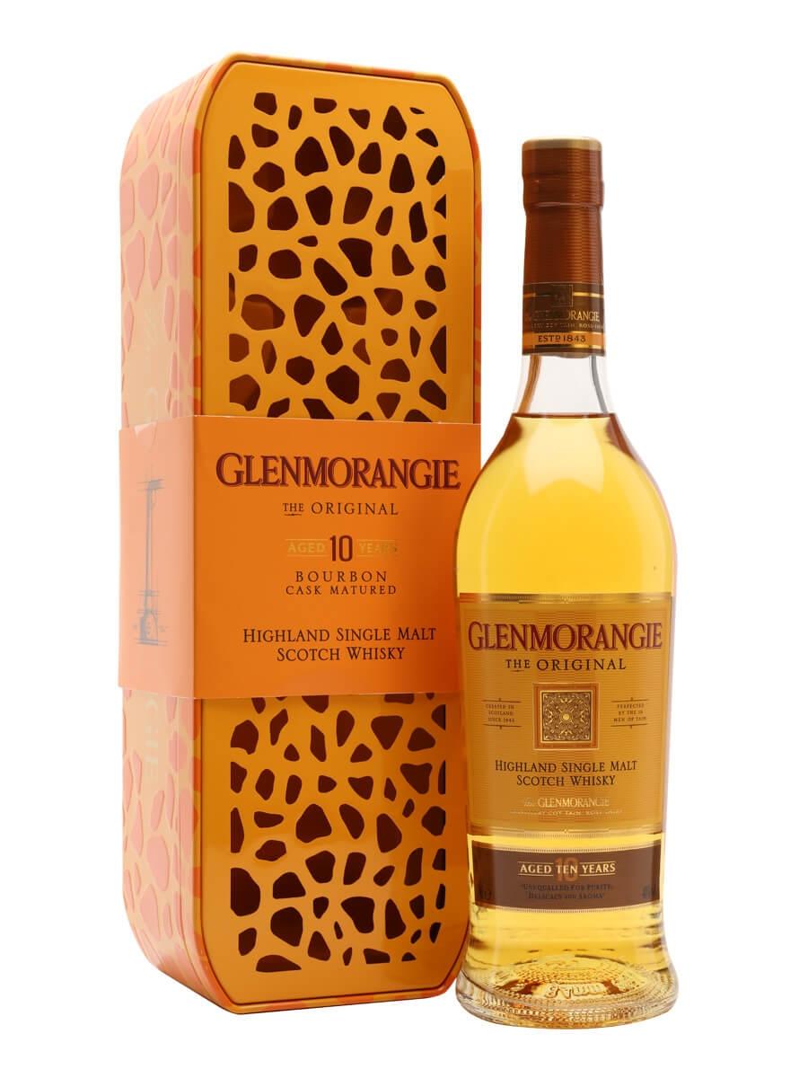 Glenmorangie 10 Year Old Original / Giraffe Edition