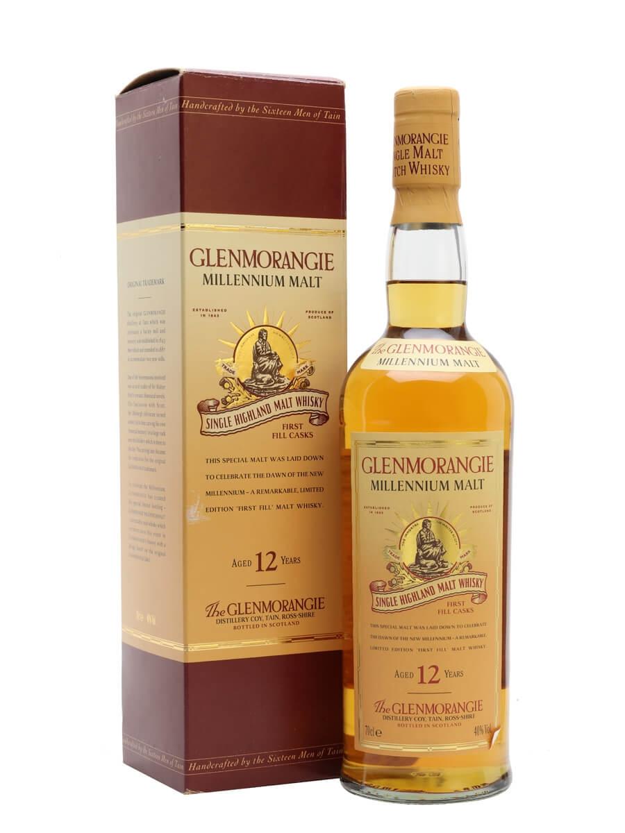 Glenmorangie 12 Year Old / Millennium Malt