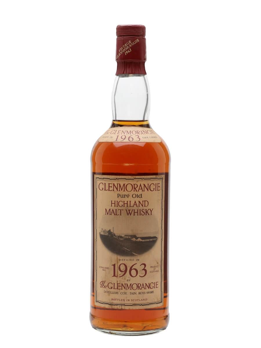 Glenmorangie 1963 / 23 Year Old / Sherry Cask
