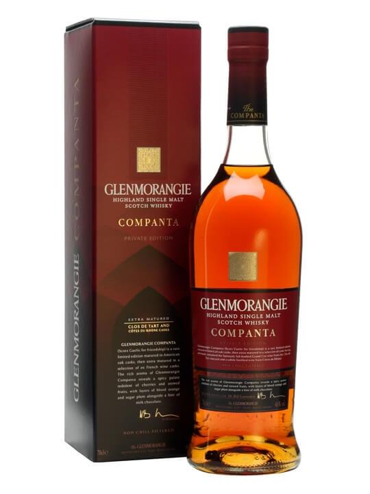 Glenmorangie Companta / Private Edition