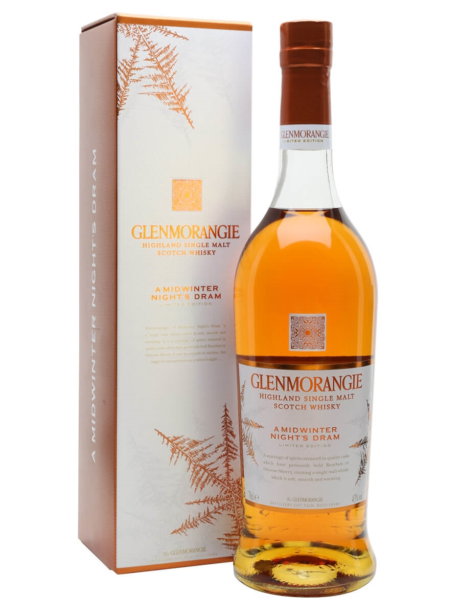 Review No.192. Glenmorangie A Midwinter Night's Dram