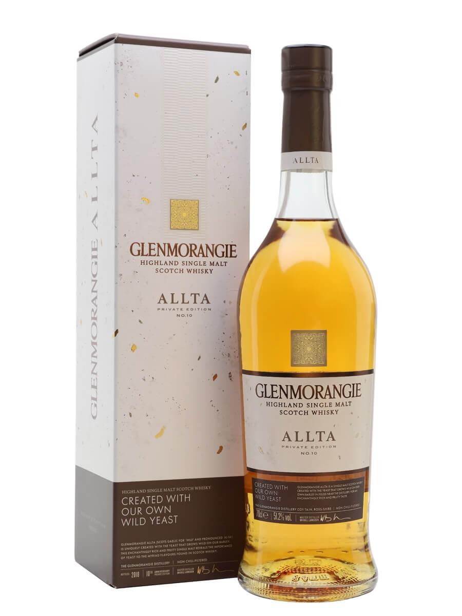 Glenmorangie Allta / Private Edition No.10