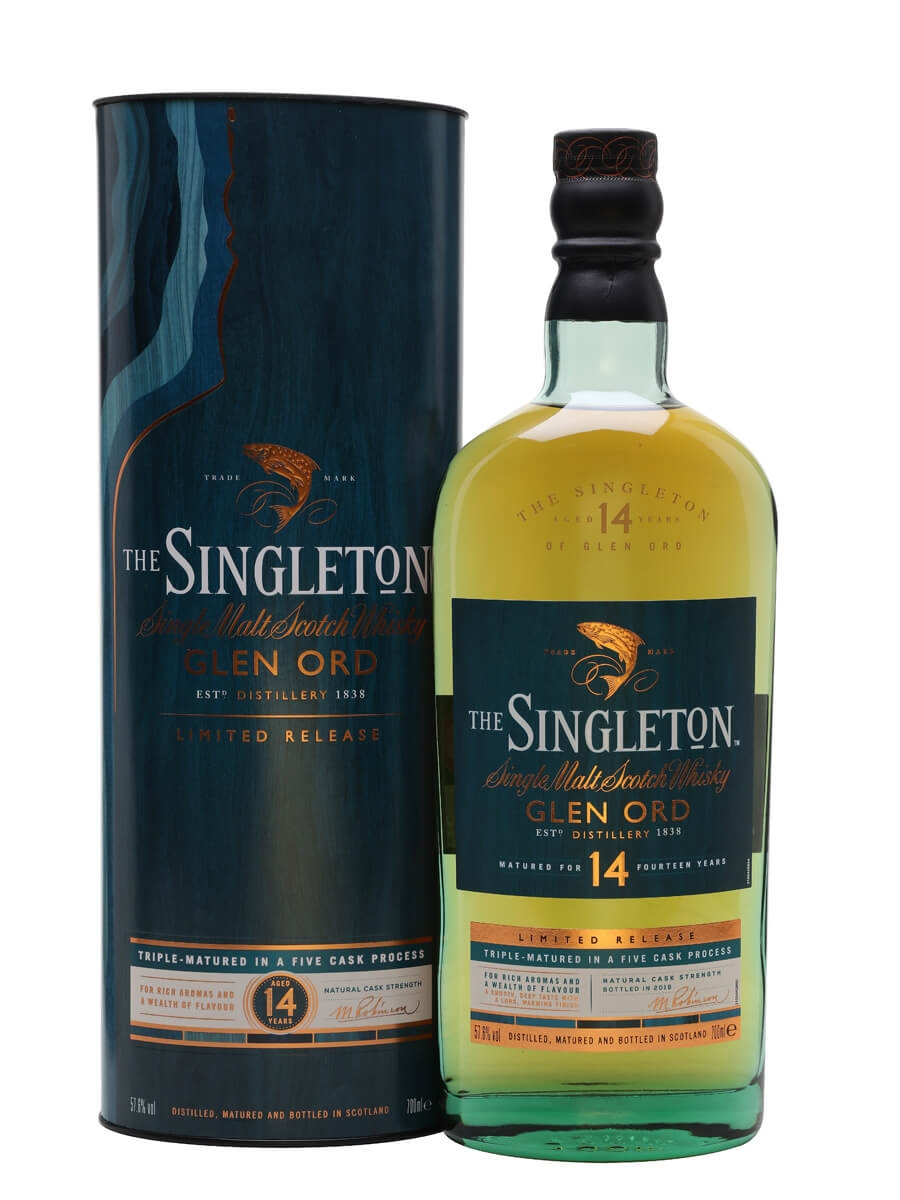 Singleton of Glen Ord 14 Year Old / Special Releases 2018