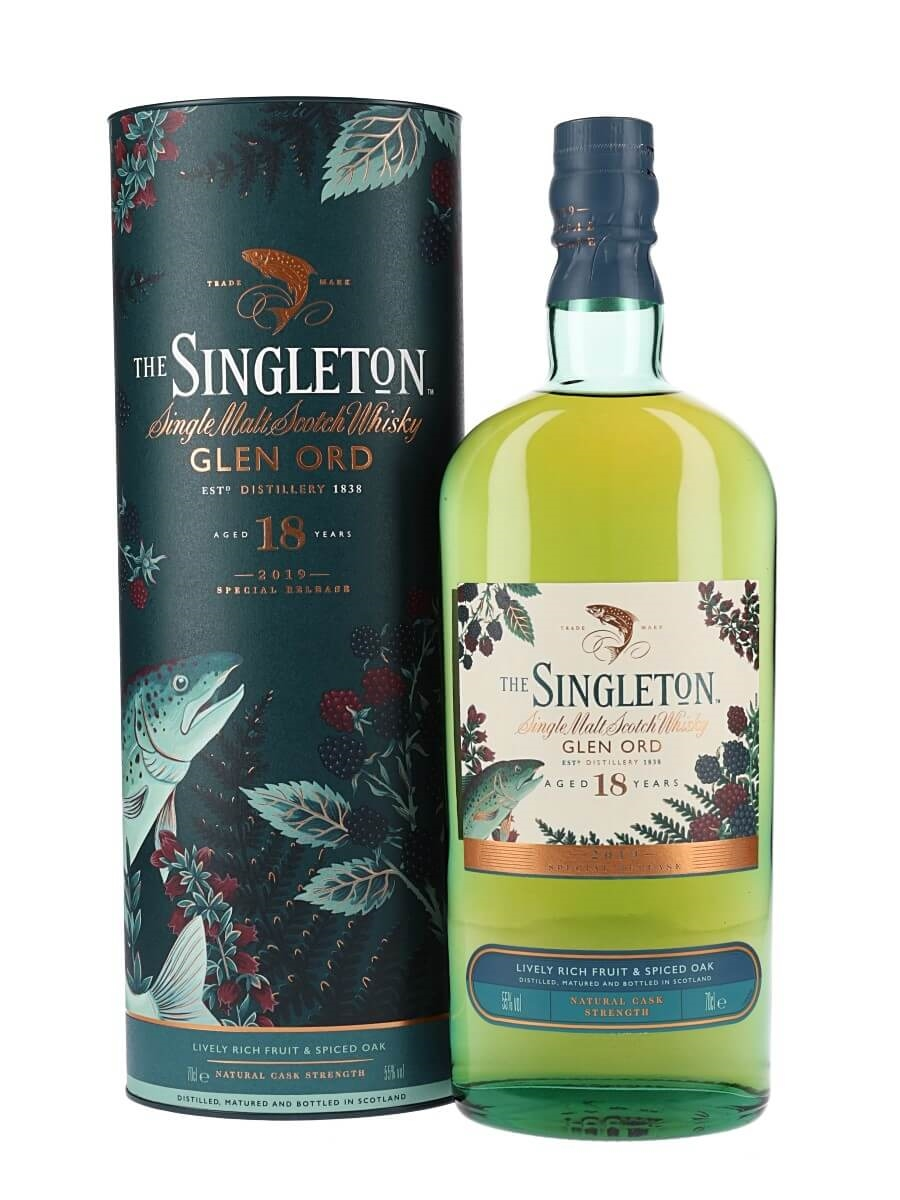 The Singleton of Glen Ord 2000 / 18 Year Old / Special Releases 2019