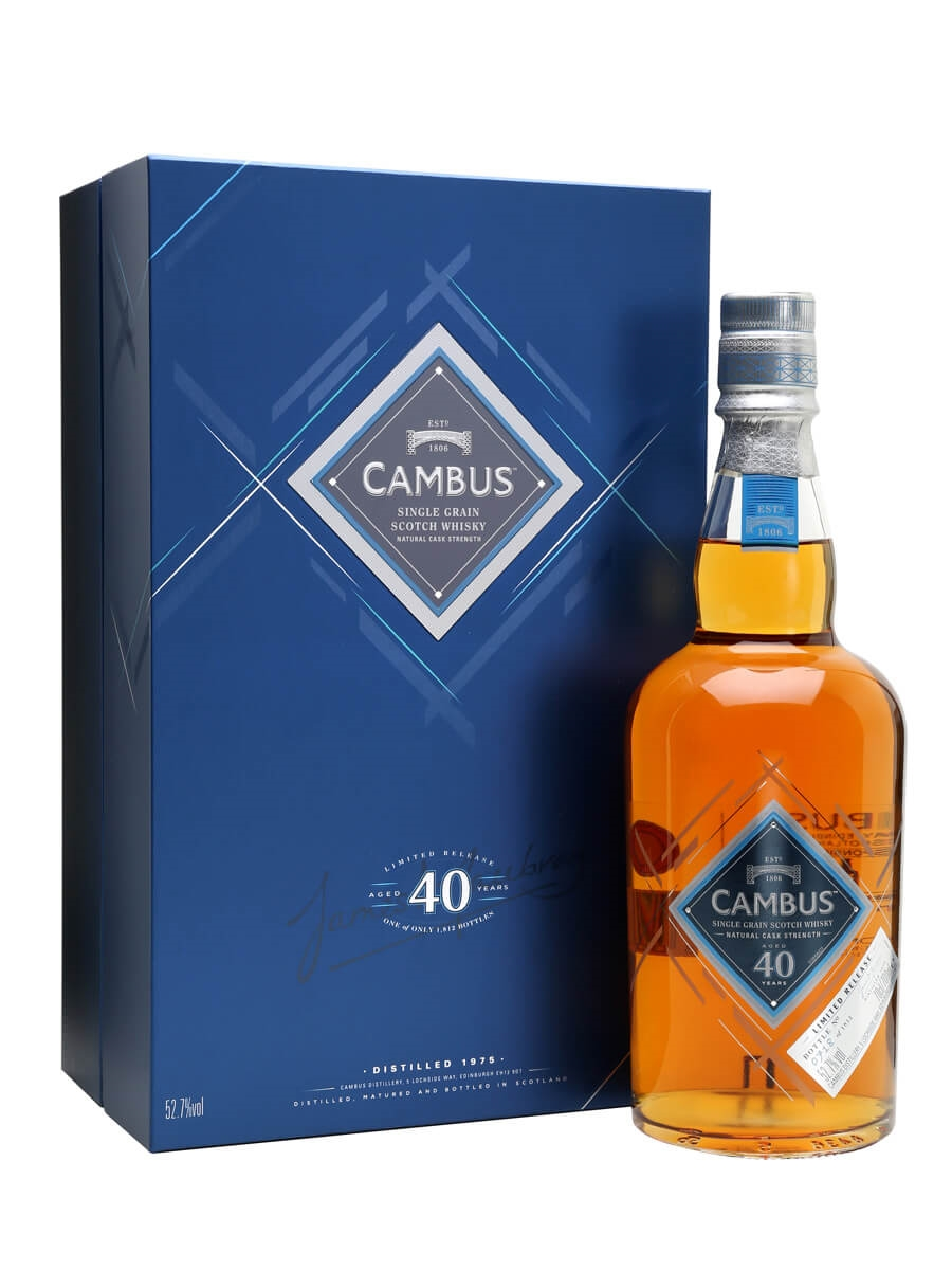 Cambus 1975 / 40 Year Old / Special Releases 2016