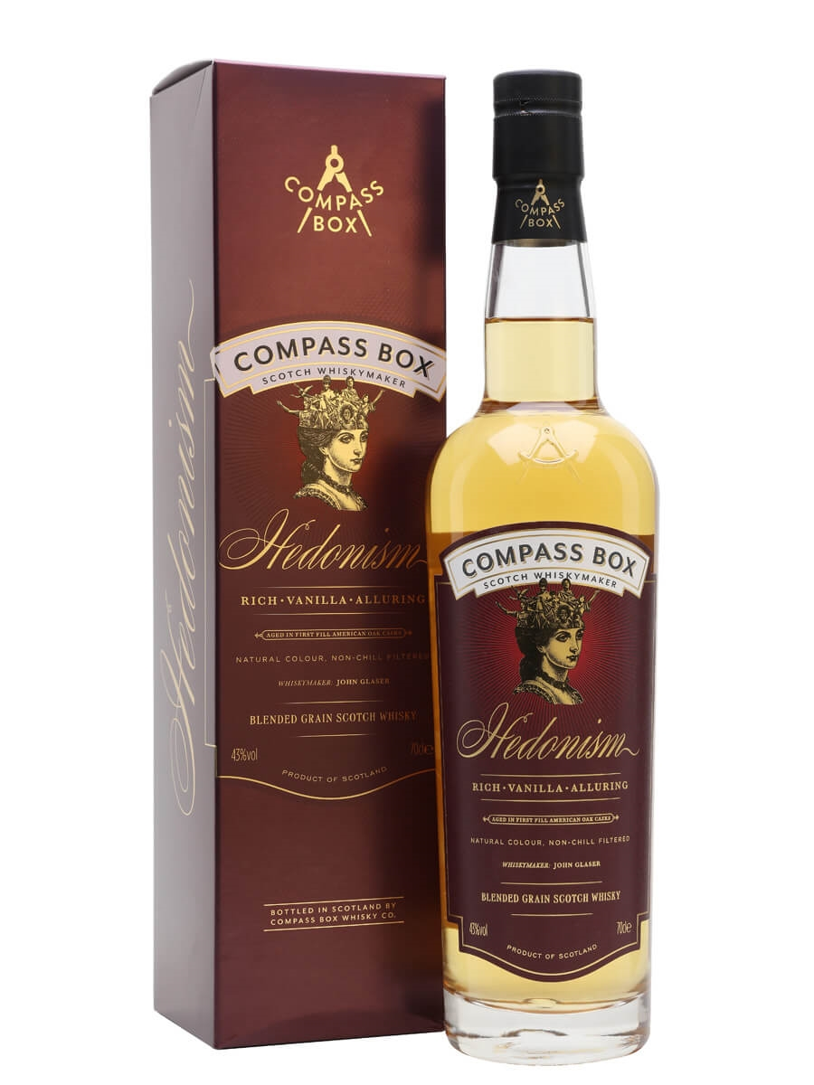 Review No.165. Compass Box Hedonism