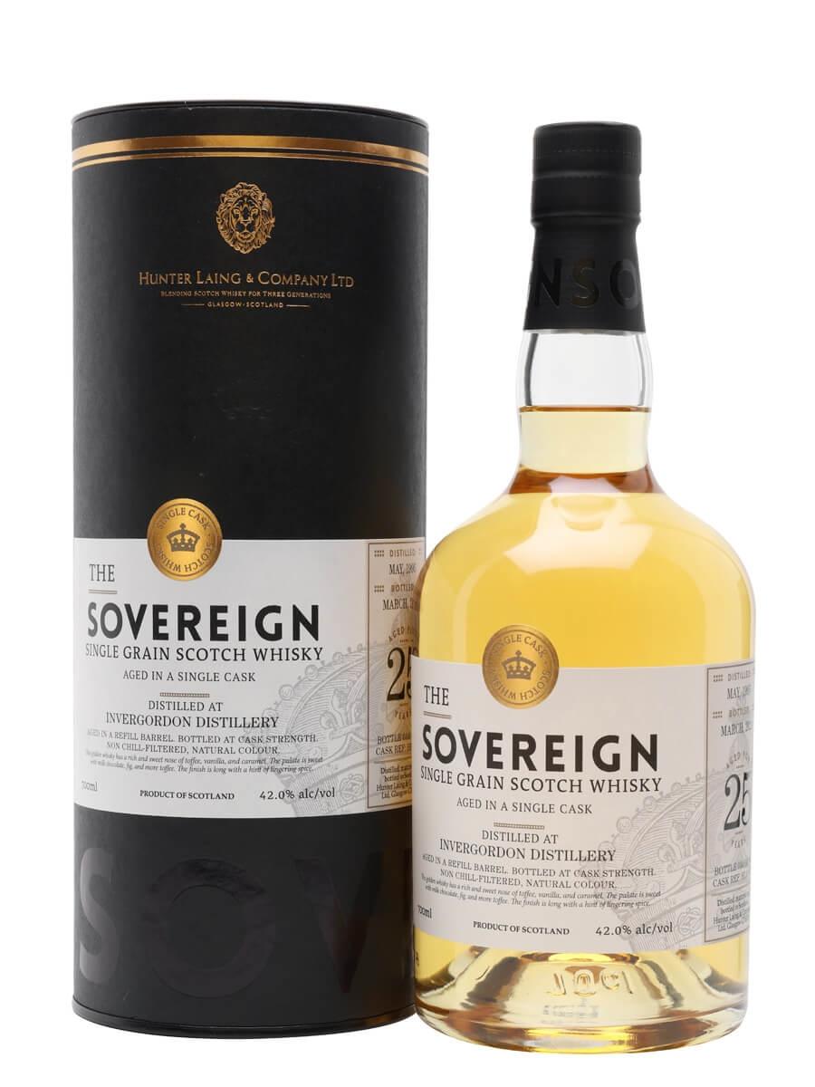 Invergordon 1995 / 25 Year Old / Sovereign