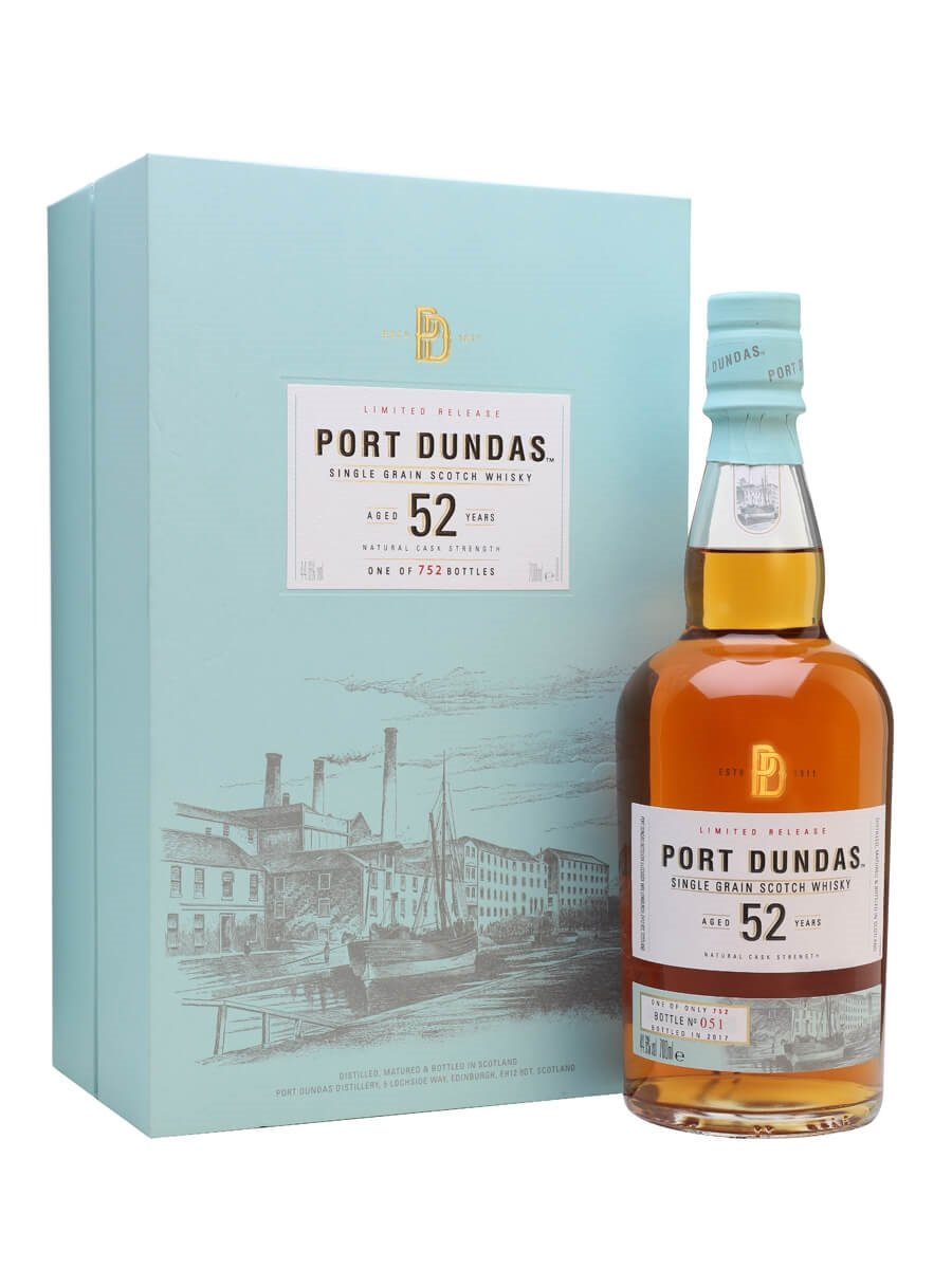 Port Dundas 1964 / 52 Year Old / Special Releases 2017