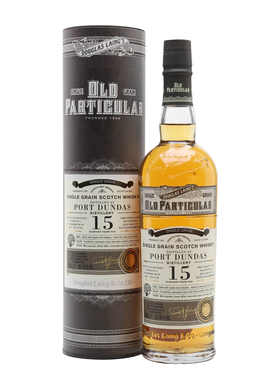 Port Dundas 2004 / 15 Year Old / Old Particular