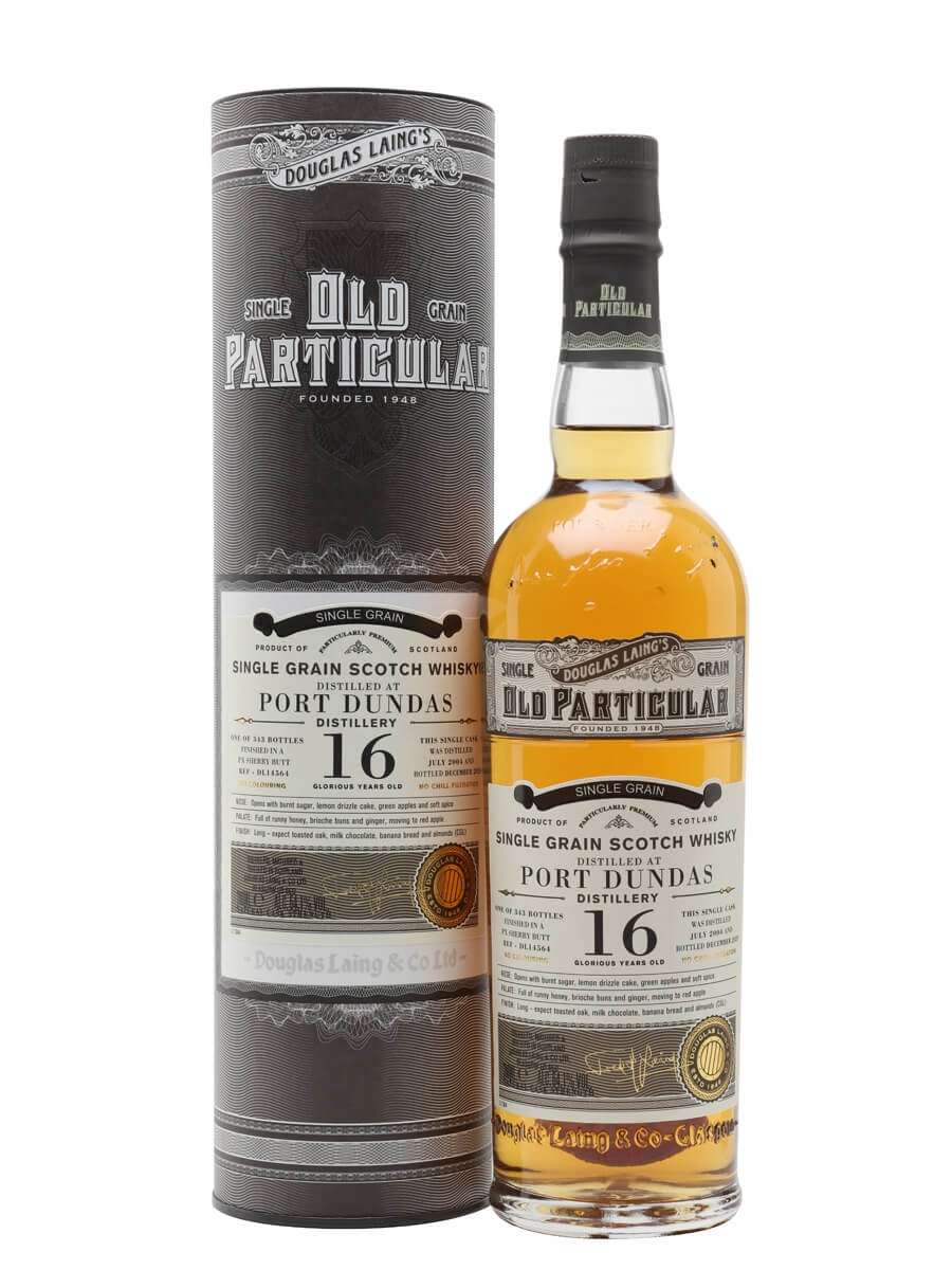 Port Dundas 2004 / 16 Year Old / Old Particular