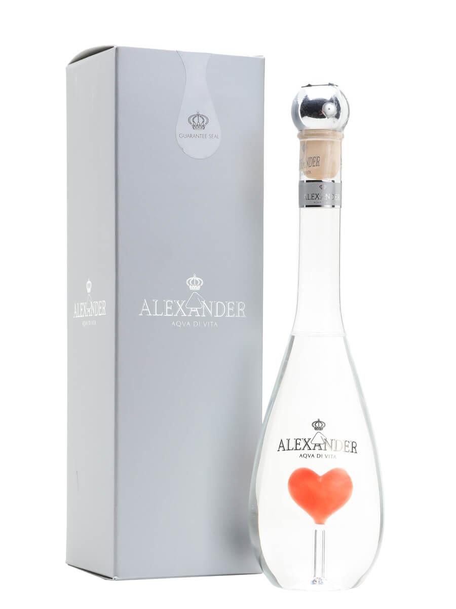 Alexander Grappa Cuore (Heart) / Bottega