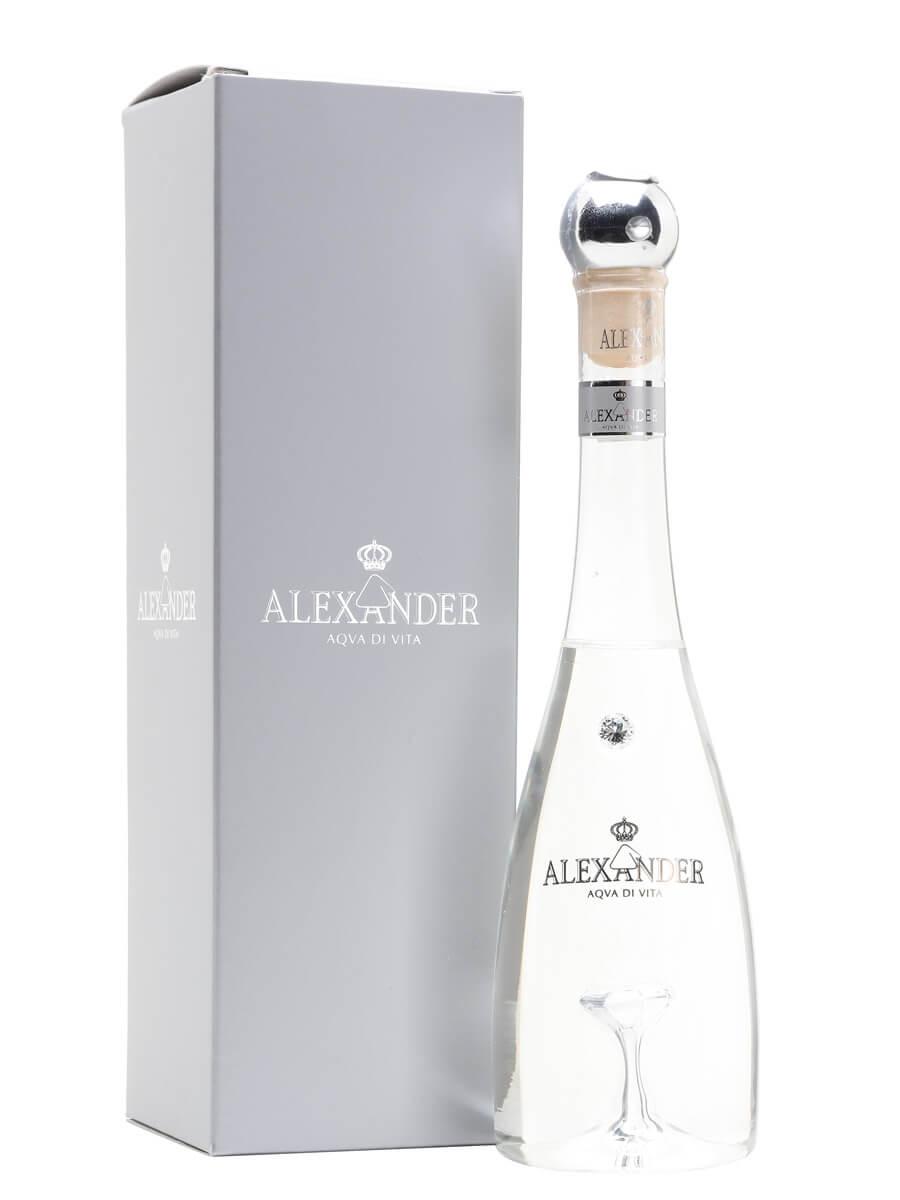 Alexander Grappa Zirconium (Diamonds) / Bottega