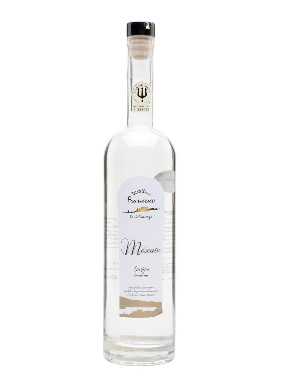 Distilleria Francesco S. Massenza Grappa di Moscato
