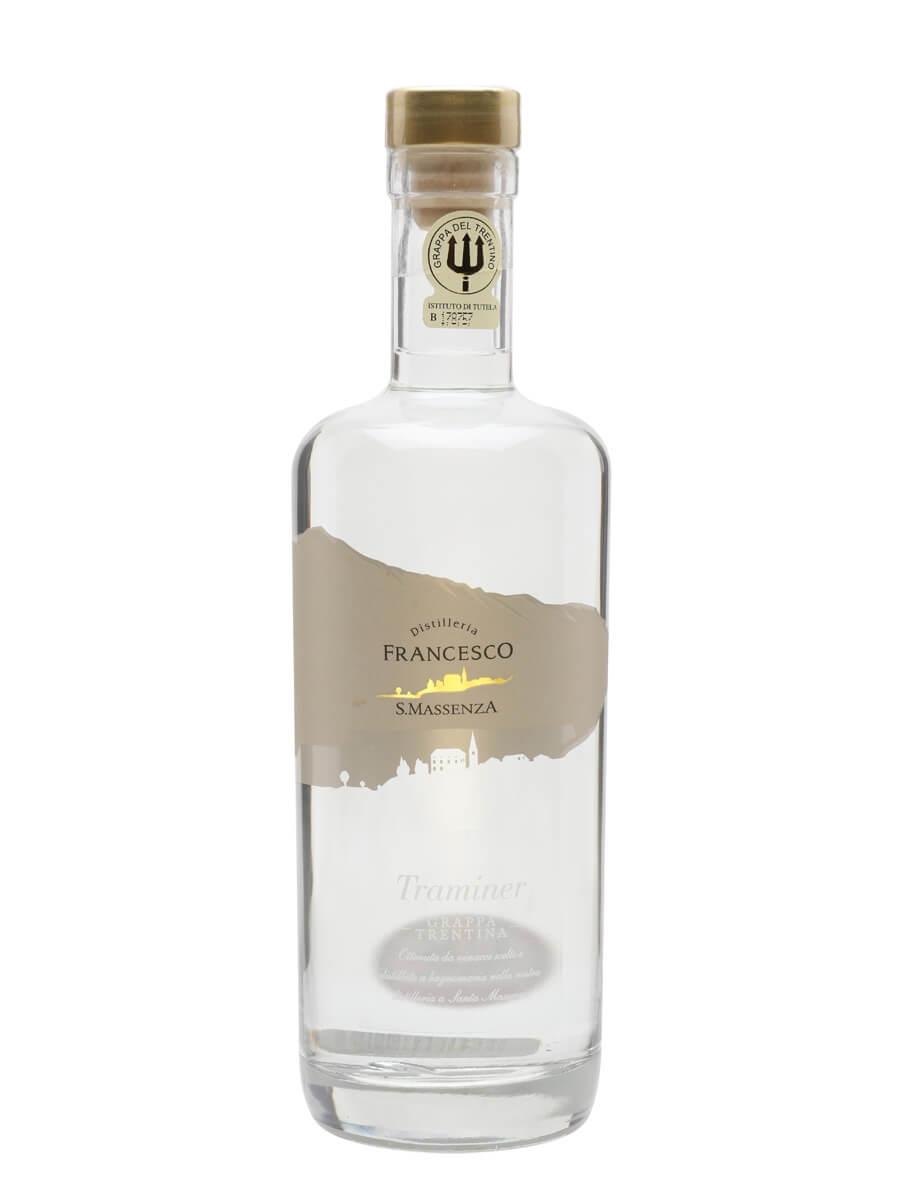 Distilleria Francesco S. Massenza Grappa di Traminer