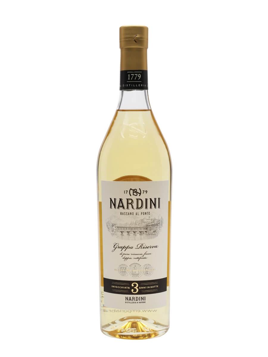 Nardini Grappa Riserva 3 Year Old