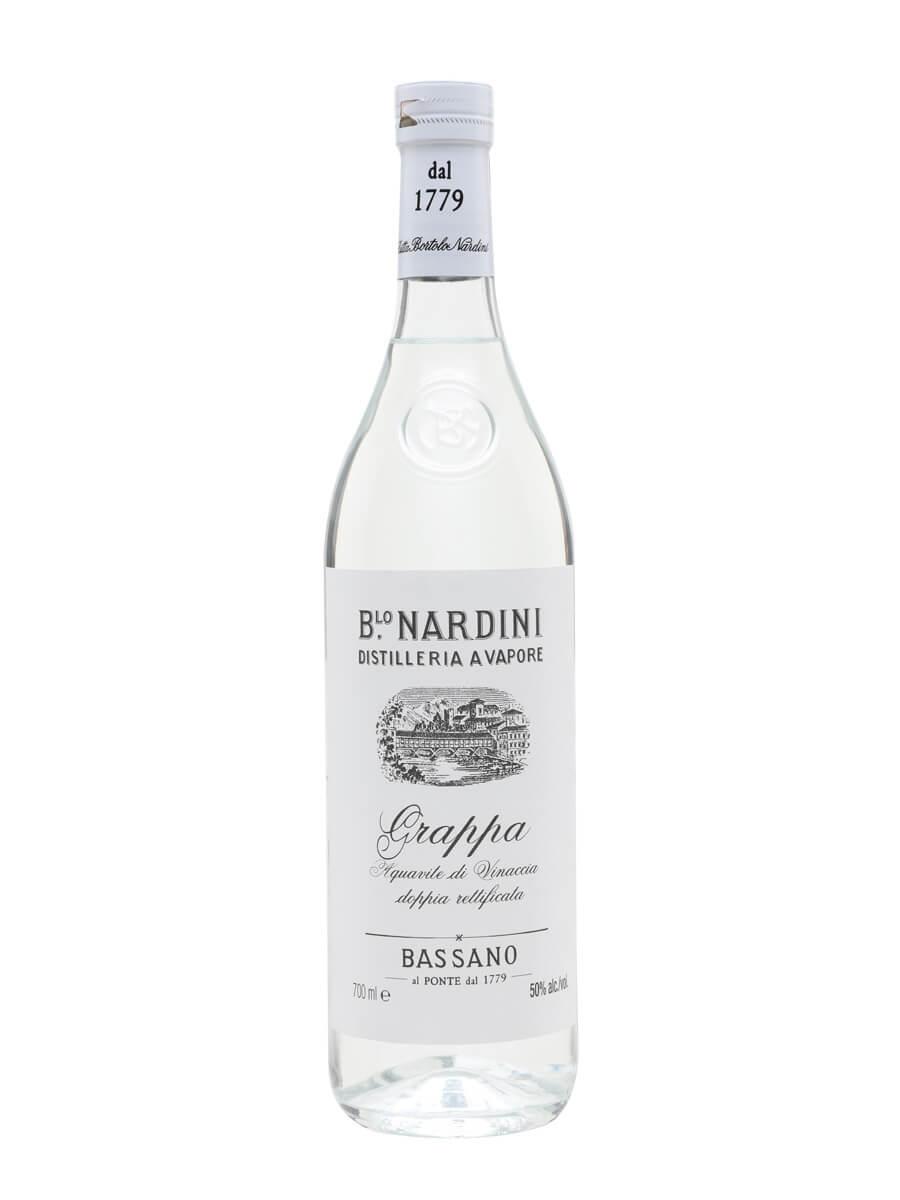 grappa nardini  Nardini Grappa Bianca Classic : The Whisky Exchange