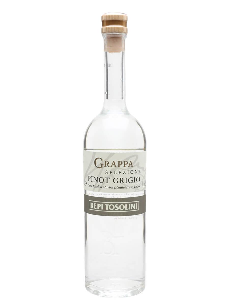 Tosolini Grappa di Pinot Grigio