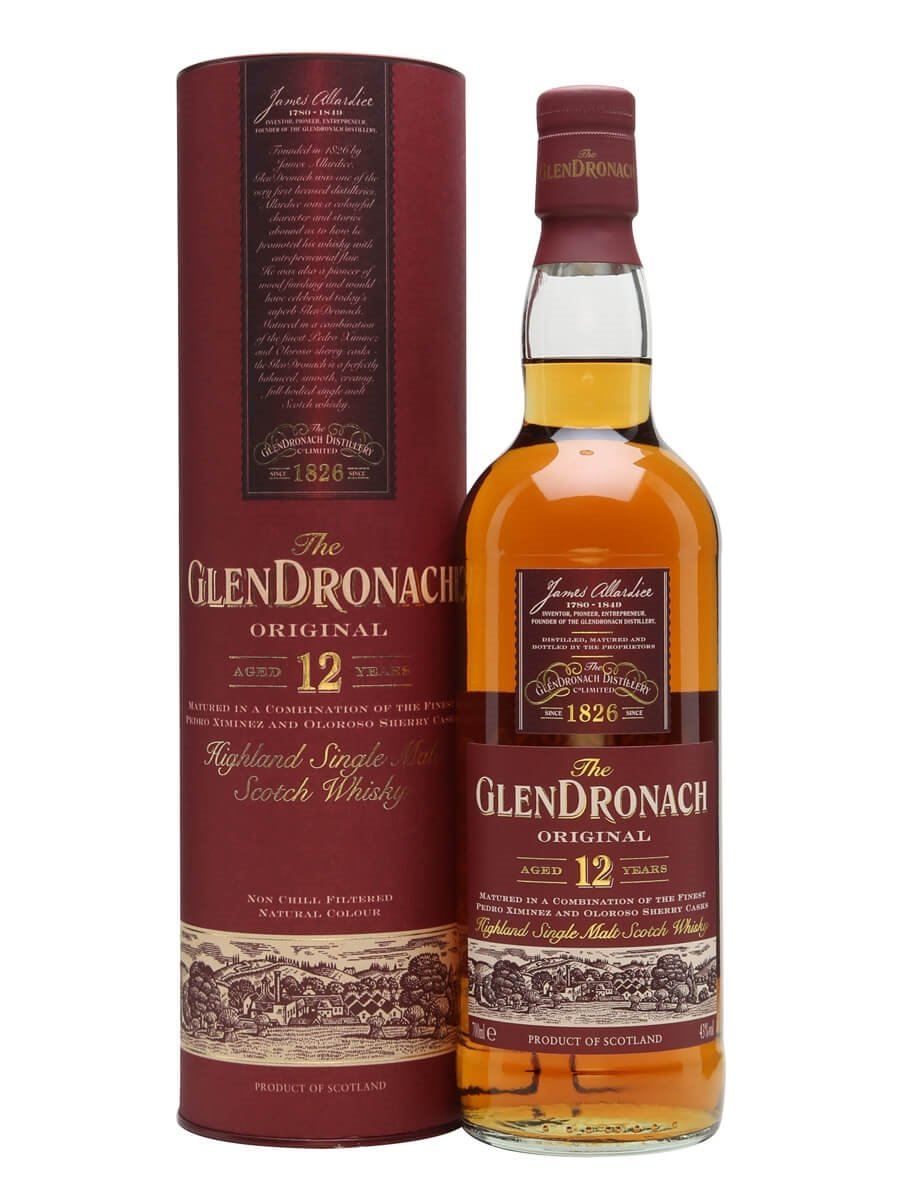 Review No.80. Glendronach 12 Year Old