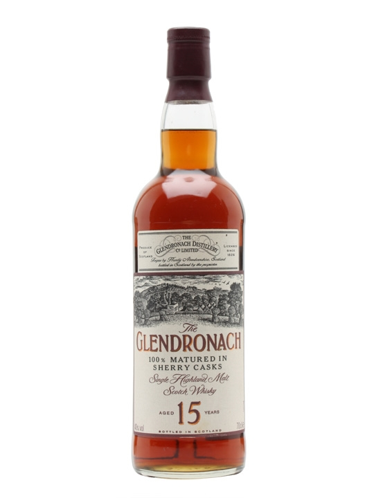 Sherry Matured Scotch Whisky