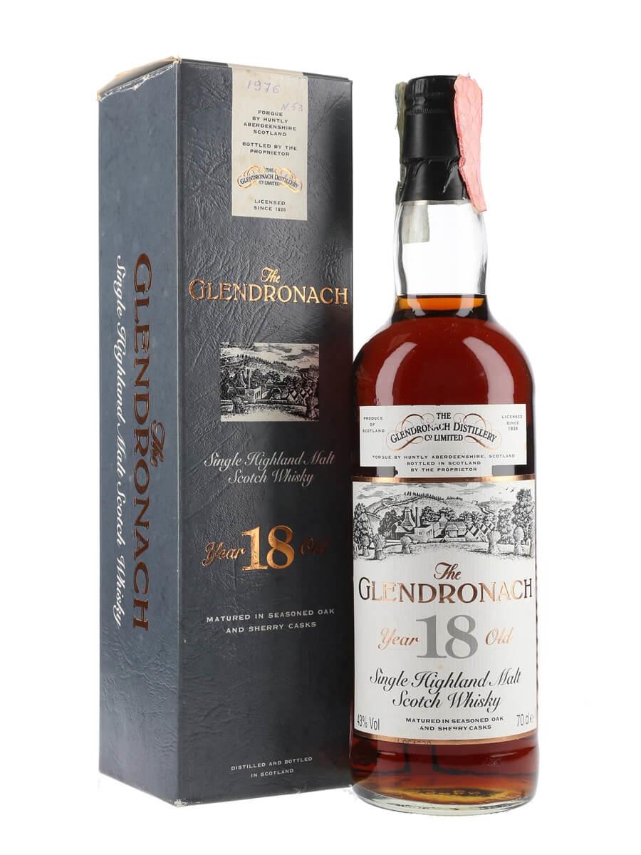 Glendronach 1976 / 18 Year Old / Sherry Cask