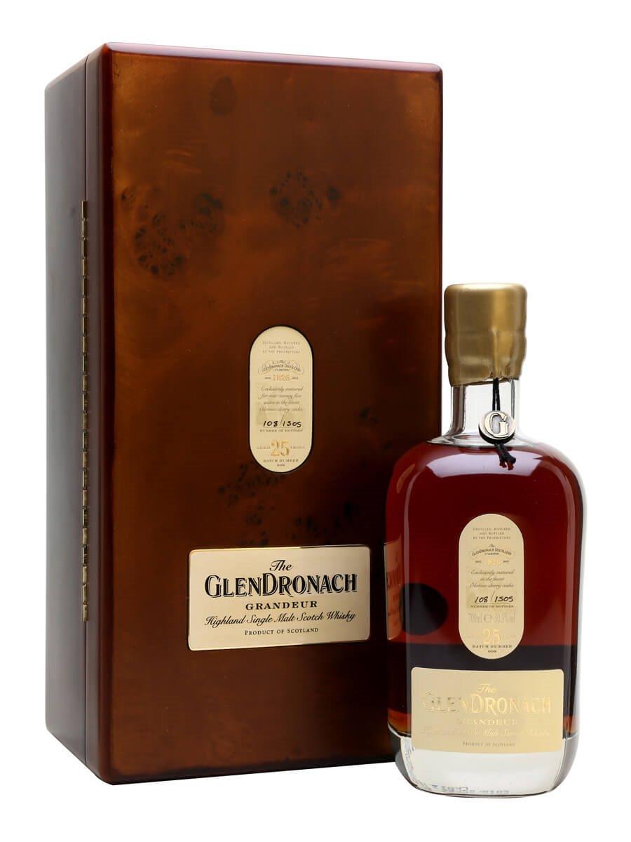 Glendronach Grandeur 25 Year Old / Batch 8