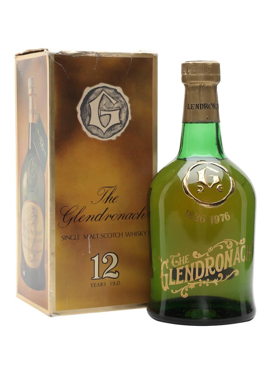 Glendronach 150th Anniversary (1826-1976)