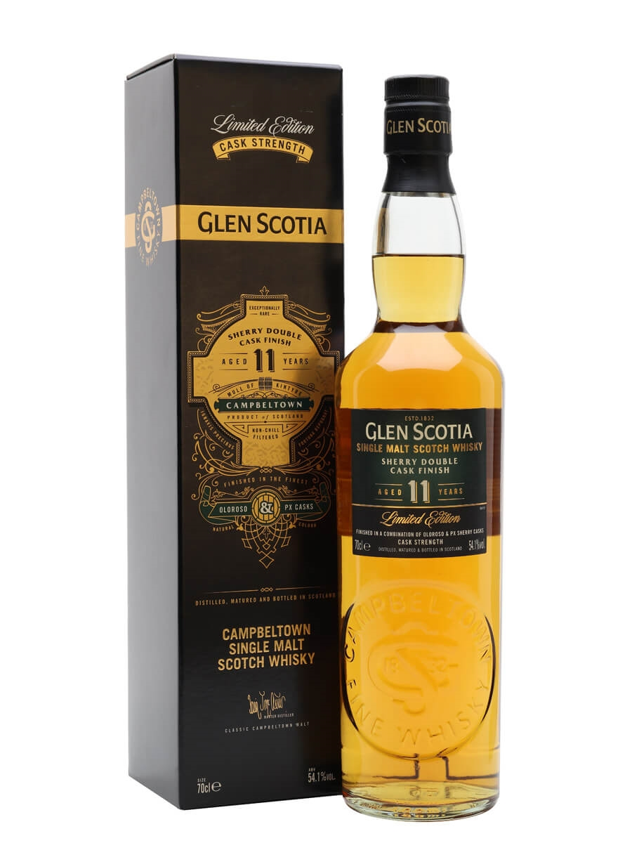 Glen Scotia 11 Year Old Sherry Double Cask Finish