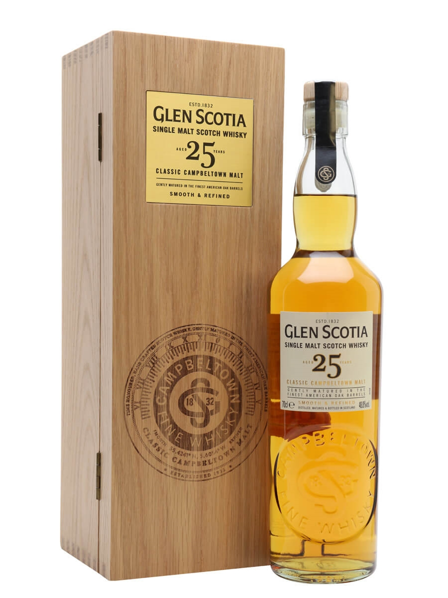 Glen Scotia 25 Year Old