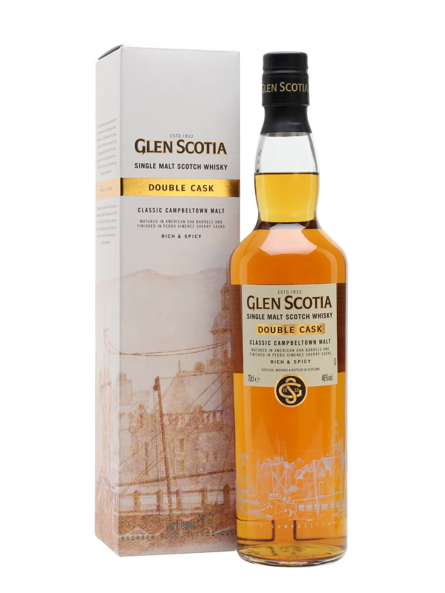Review No.179. Glen Scotia Double Cask