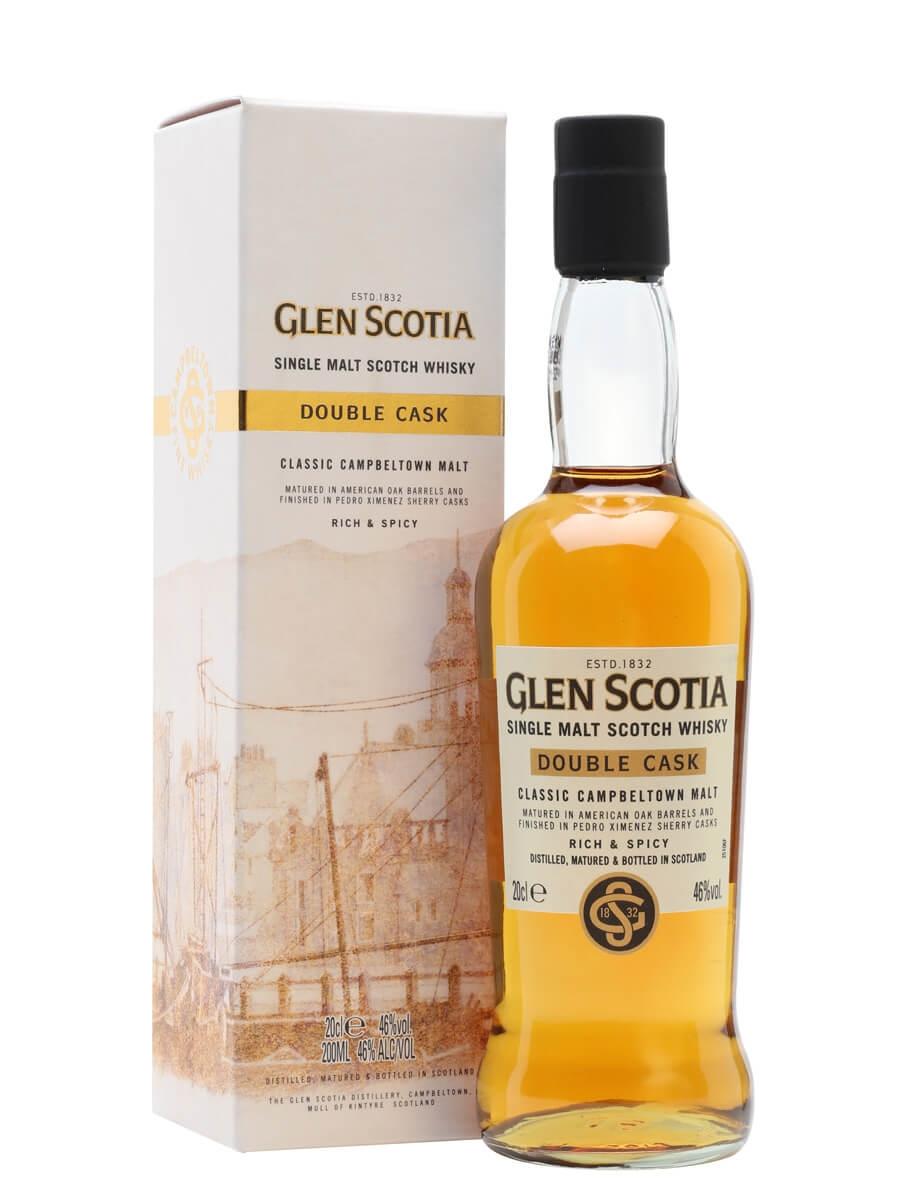 Glen Scotia Double Cask / Small Bottle